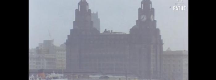 Liverpool Docks (1972)