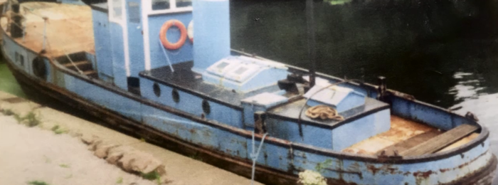 Tugboat Cathy
