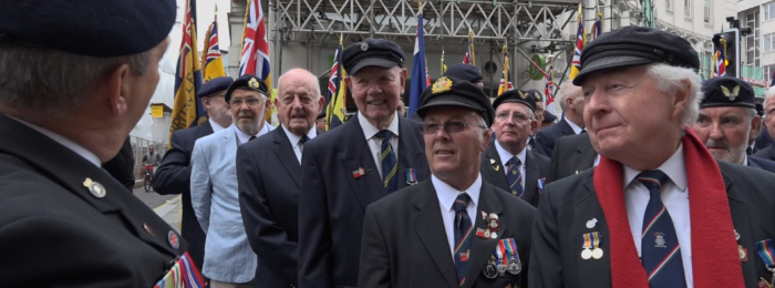 Armed Forces Day – Liverpool 2017